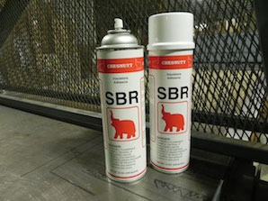 sbr spray